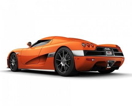Самая быстрая машина в мире