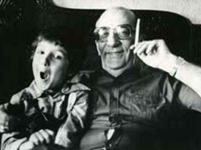 Два Георгия: дед и внук