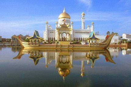 Дворец сказочной красоты