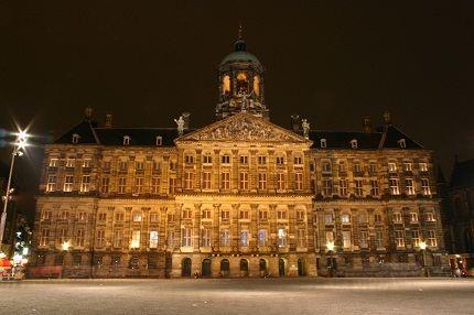 Роскошный и загадочный дворец