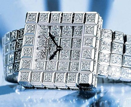 Часы для Снежной Королевы