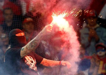 Во избежание форс-мажора «подозрительных личностей» на Евро-2012 не допустят