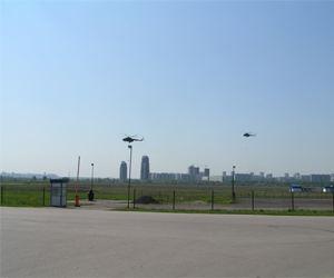 На территории Тушинского аэродрома построят ледовый дворец