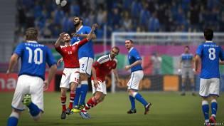 Обновление UEFA Euro 2012 не устроило любителей видеоигр