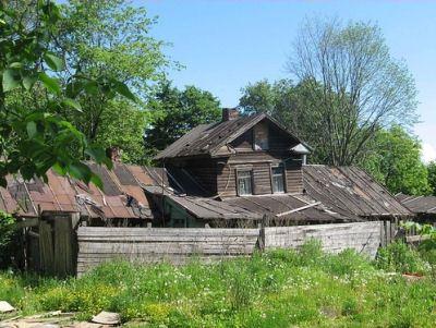 Вологодские памятники архитектуры ждут реставрации.