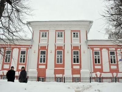 Дом Масленникова в Вологде.