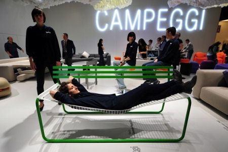 Мебель для расслабления сейчас в моде.