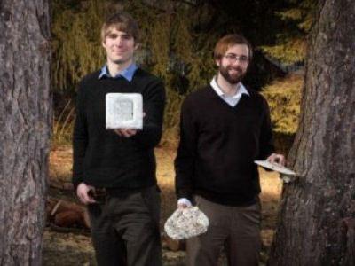 Студенты Гэвин Макинтайр и Эбен Баер - теперь миллионеры!