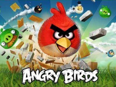 Angry Birds скачали больше миллиарда раз