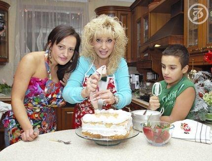 ирина аллегрова и ее семья фото
