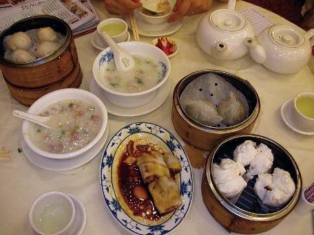 От голода в Китае туристы точно не умрут