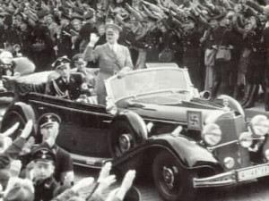 Гитлер на Мерседесе