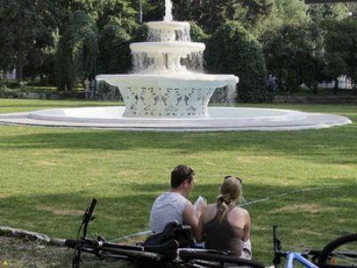 В парке им. Горького пройдут концерты.