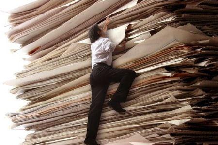 Бумажные счета-фактуры уходят в отставку.
