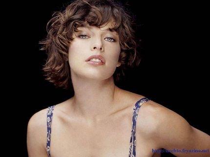 Популярная актриса и красивая женщина