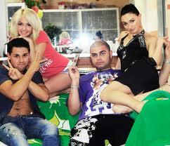 Участники проекта «Дом-2»