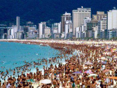 В 100 километрах от Рио-де-Жанейро зафиксирована вспышка гепатита А