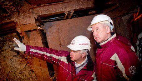 Построить 75 км метро за 5 лет — такую задачу поставил мэр Москвы Сергей Собянин