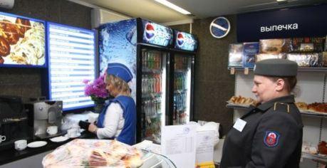 Пилотный магазин-кафетерий открылся в подуличном переходе у дверей станции Сретенский бульвар