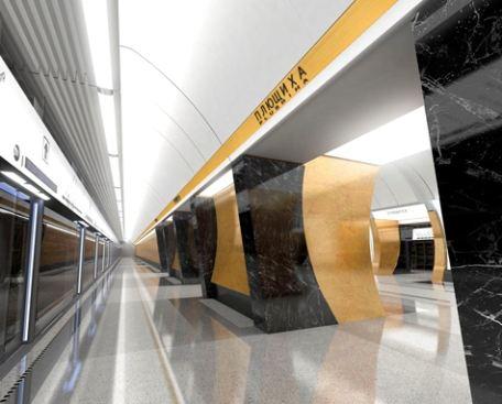 Строительство метро возвращается в центр