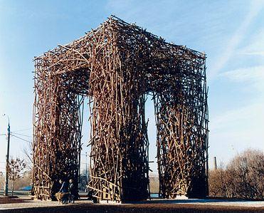 Николай Полисский Лихоборские ворота