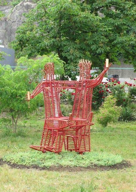 Скульптура Андрея Митенева
