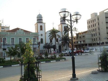 Улица Луанды