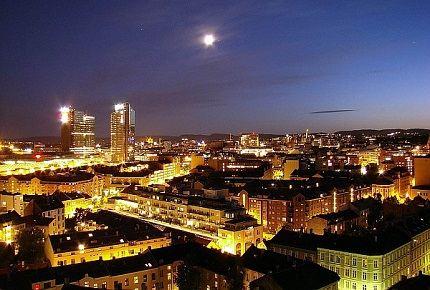 Ночь в Осло