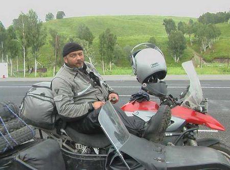 Сейчас здоровью русских байкеров в Ираке ничего не угрожает