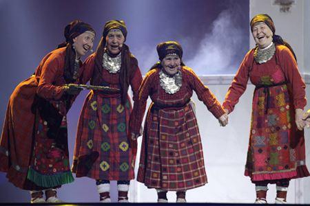 «Бурановские бабушки» покорили Евровидение