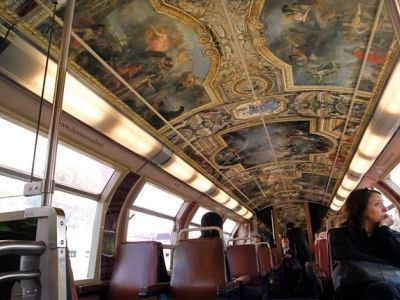 Скоро художественных поездов станет больше.