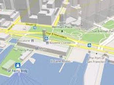 Карты сервиса будут представлены в формате 3D.