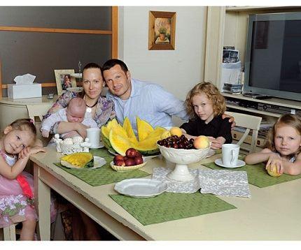 Личная жизнь жена дети соловьева