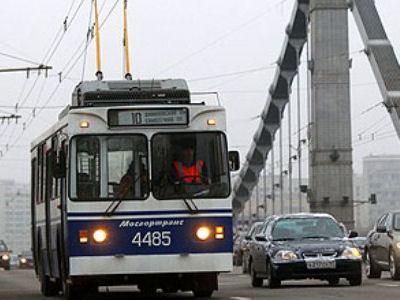 Транспорт Москвы пока работает в прежнем режиме