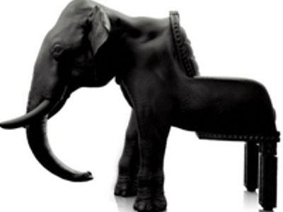 Кресло-слон