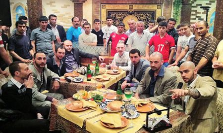 Клип Тимати снимал в айзербайджанском ресторане