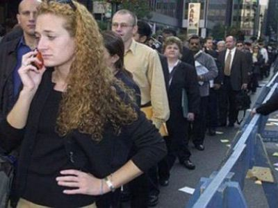 Безработица в Москве сокращается