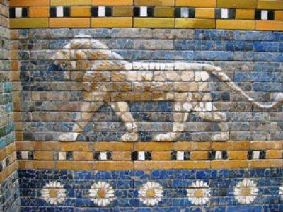 Керамическую плитку делали еще в Римской империи