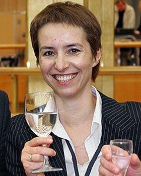 Olga Dergunova took the post of head of the Federal Property Management Agency