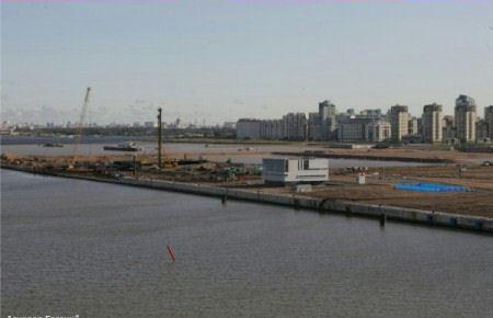 Проект «Морской фасад» рассчитана 6 лет