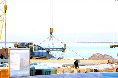 На Васильевском острове появятся жилой и торговый комплексы