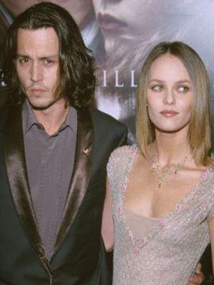 Джонни Депп и Ванесса Паради были совместно 14 лет
