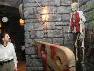 Посетители «Дома ужасов» сами будут двигаться по маршруту