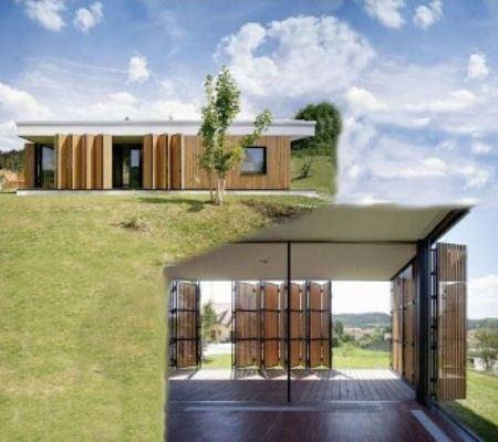 Чешские архитекторы предлагают строить прозрачные дома