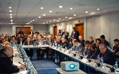 НАСП и ТПП РФ провели Национальный Конгресс