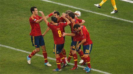 Букмекеры свои предпочтения отдают сборной Испании