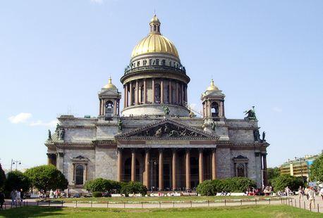 Власти намерены привести в порядок исторический центр Санкт-Петербурга