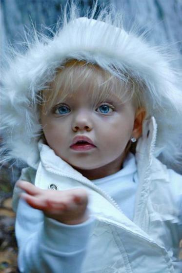 Красота - это аванс на будущее счастье