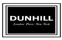 ������� ����� ������ � ������ Dunhill
