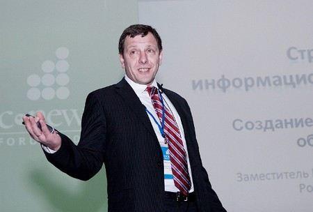 Илья Массух покидает кресло заместителя министра связи